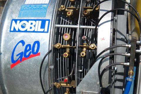 Ventilatore ottimizzato per uniformità aria