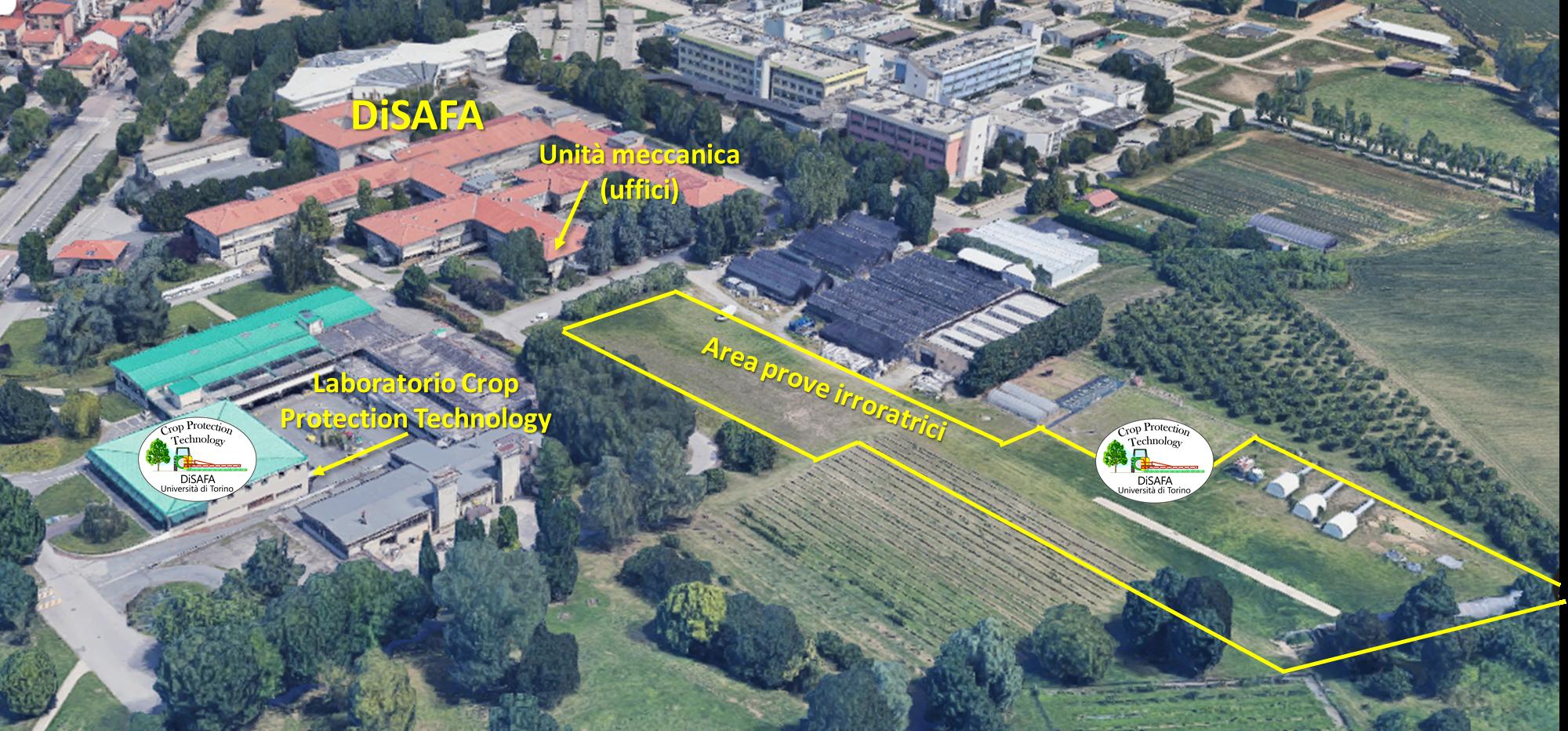 Area laboratorio